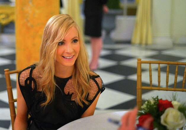 It's rare that actress Joanne Froggatt gets to let her hair down as head housemaid Anna. Photo: The Washington Post, The Washington Post/Getty Images / 2012 The Washington Post