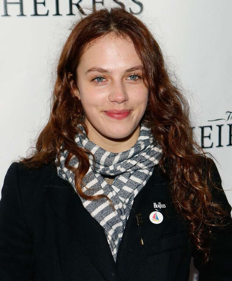 Jessica Brown-Findlay in 2012, at the Broadway revival of 'The Heiress' in New York City. Photo: John Lamparski, Getty Images / 2012 Getty Images