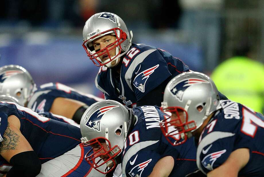 With four losses in his last six playoff games, Patriots quarterback Tom Brady has found it's difficult to replicate the success he had early in his career, when he won nine straight. Photo: Jim Rogash, Stringer / 2012 Getty Images