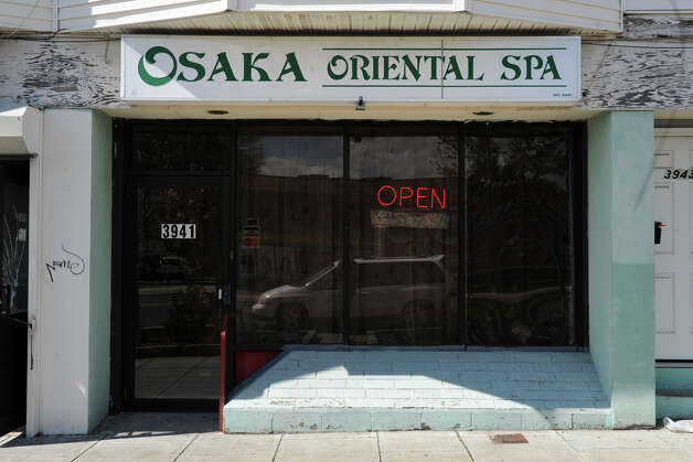 massage parlor with happy ending in new jersey Bridgeport, Connecticut