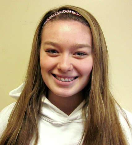 Drew Bartro, female athlete of the week Barlow High School girls basketball player Photo: Contributed Photo / Connecticut Post Contributed