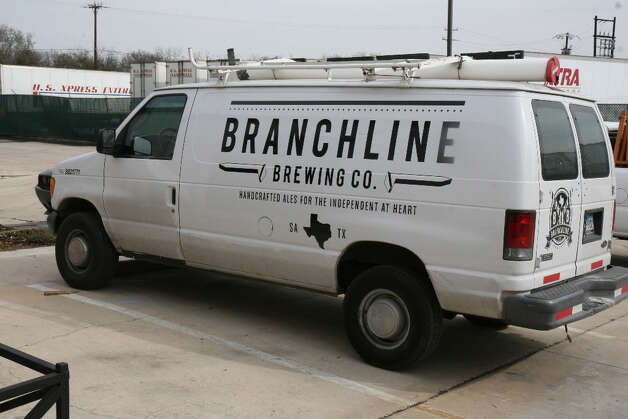 Like many microbreweries in Texas, Branchline Brewing Company will be distributing their own beer for the forseeable future. Their beers will be available in San Antonio and a few places in New Braunfels with possible expansion as production ramps up.