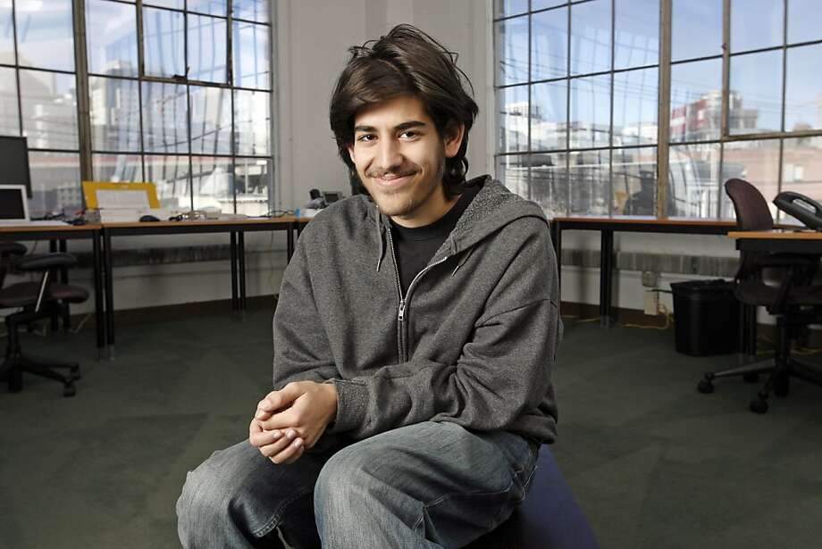 Aaron Swartz, who co-founded Reddit when he was still a teenager, hanged himself Friday. He was awaiting a federal trial on felony charges. Photo: Chris Stewart, SFC