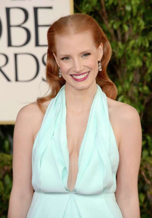 Jessica Chastain (1977) Photo: Jason Merritt, Getty Images / 2013 Getty Images