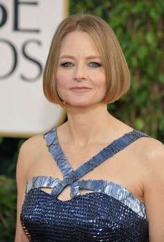 Jodie Foster arrives at the 70th Annual Golden Globe Awards at the Beverly Hilton Hotel on Sunday Jan. 13, 2013, in Beverly Hills, Calif. (Photo by John Shearer/Invision/AP) Photo: John Shearer, Associated Press / Invision