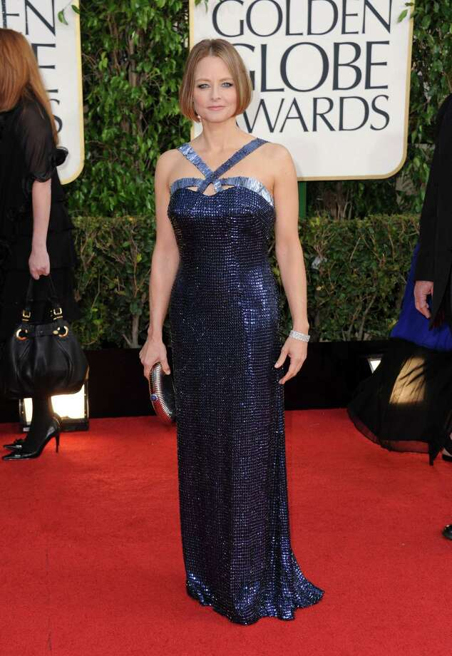 Best: Jodie Foster is classic and elegant in this gown. Photo: Jordan Strauss/Invision/AP