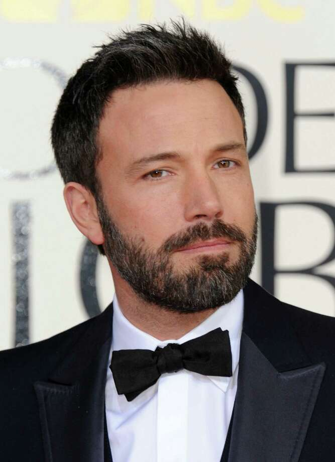 Actor and filmmaker Ben Affleck arrives at the 70th Annual Golden Globe Awards at the Beverly Hilton Hotel on Sunday Jan. 13, 2013, in Beverly Hills, Calif. (Photo by Jordan Strauss/Invision/AP) Photo: AP