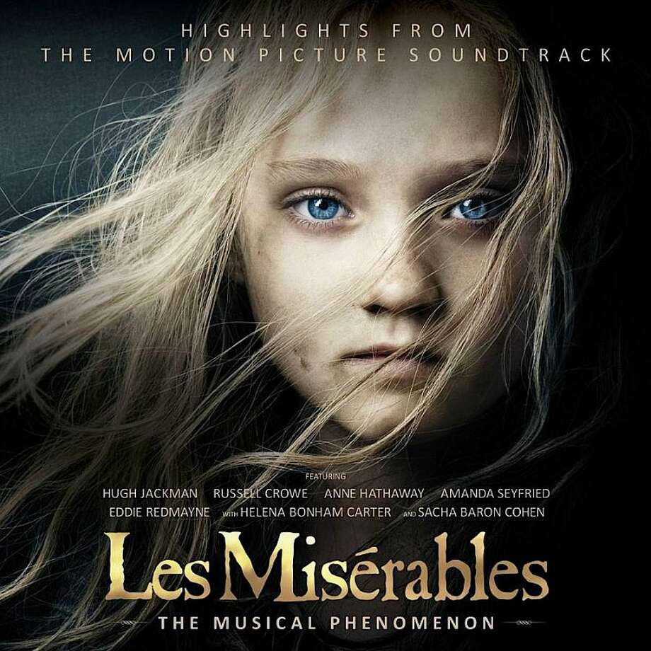 """Les Miserables"" soundtrack Photo: Universal Republic"
