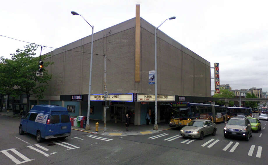 The Cinerama is now one of Seattle's top movie houses after it was saved from demolition and restored thanks to Seahawks owner Paul Allen. Photo: Google Street View