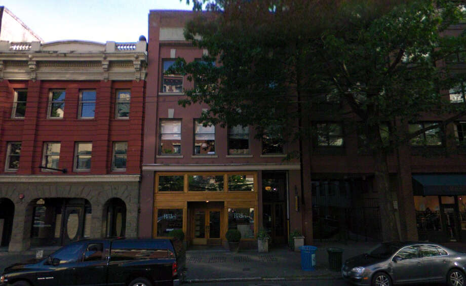 The building still stands at 1923 First Avenue. Photo: Google Street View