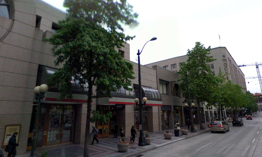 The The Colonial Theater at 1515 4th Ave. was demolished. Photo: Google Street View