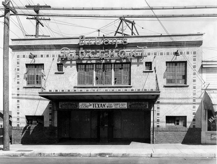 An undated photo of the Ridgemont Theatre at North 78th Street and Greenwood Avenue North. (Courtesy Puget Sound Theatre Organ Society) Photo: Courtesy Puget Sound Theatre Organ Society