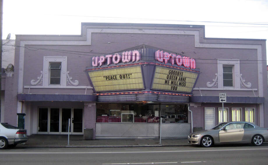 The Uptown Theatre closed in December 2010, but reopened this fall as the SIFF Cinema at the Uptown. Photo: Casey McNerthney