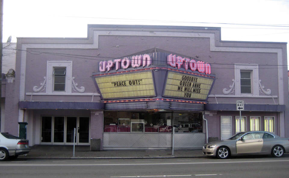 The Uptown Theatre closed in December 2010, but reopened this fall as the SIFF Cinema at the Uptown.