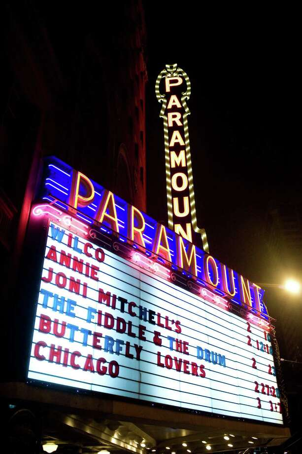 The Paramount Theatre, Feb. 10, 2010. Photo: Chona Kasinger/seattlepi.com File