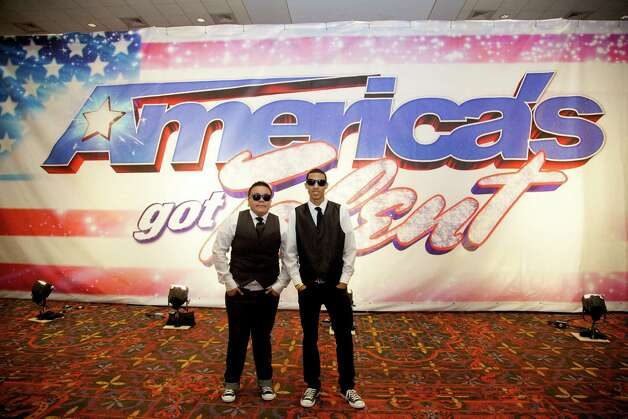 Entertainers of all ages flocked to the Henry B. Gonzalez Convention Center over the weekend to audition for the NBC show 'America's Got Talent.' Photo: Xelina Flores-Chasnoff/mySA.com