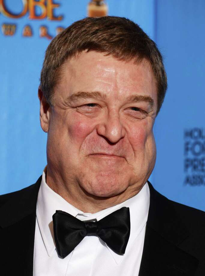 Presenter John Goodman poses in the press room during the 70th Annual Golden Globe Awards held at The Beverly Hilton Hotel on January 13, 2013 in Beverly Hills, California. Photo: Kevin Winter, Getty / 2013 Getty Images