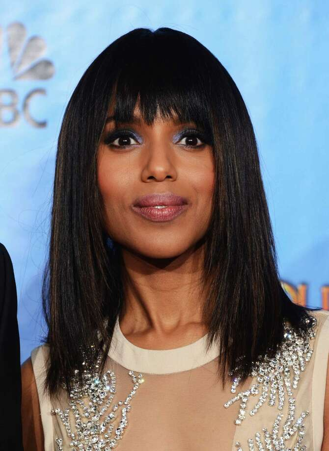 Presenter Kerry Washington poses in the press room during the 70th Annual Golden Globe Awards held at The Beverly Hilton Hotel on January 13, 2013 in Beverly Hills, California. Photo: Kevin Winter, Getty / 2013 Getty Images