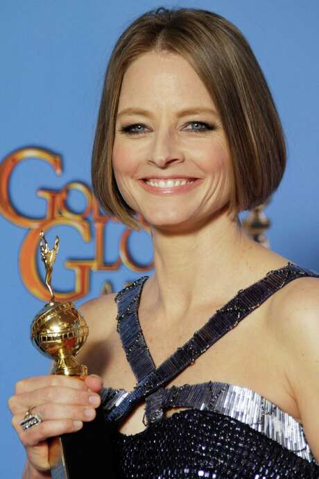 Jodie Foster was honored with a lifetime achievement award. Photo: Lawrence K. Ho, MBR / Los Angeles Times