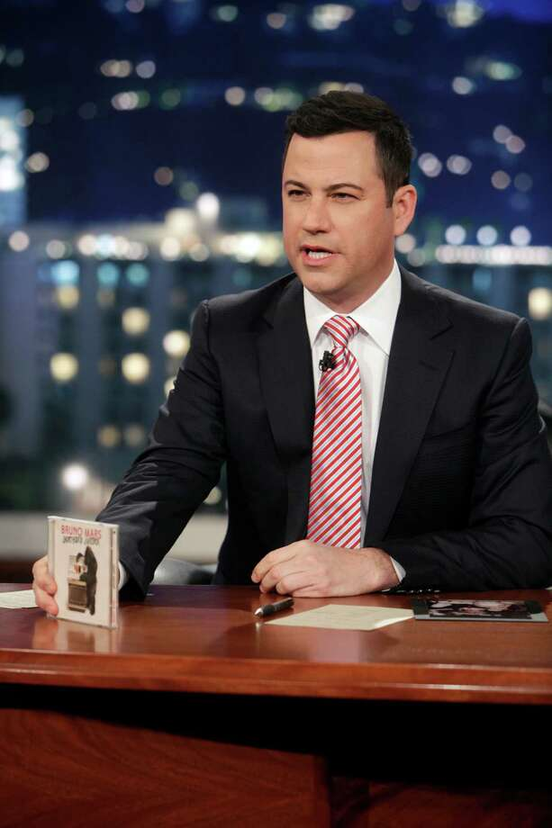 Television host Jimmy Kimmel. Photo: Randy Holmes, ABC / © 2013 American Broadcasting Companies, Inc. All rights reserved.