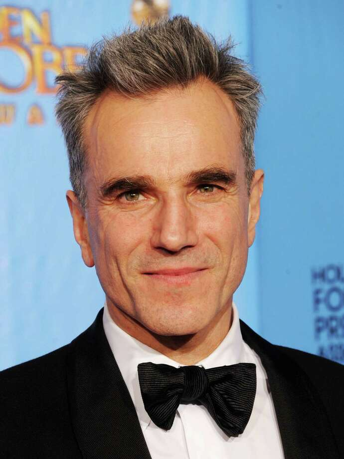 """Actor Daniel Day-Lewis, winner of Best Actor in a Motion Picture (Drama) for """"Lincoln,"""" poses in the press room during the 70th Annual Golden Globe Awards held at The Beverly Hilton Hotel on January 13, 2013 in Beverly Hills, California. Photo: Kevin Winter, Getty / 2013 Getty Images"""