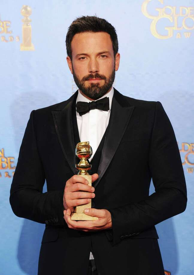 "Actor-director Ben Affleck, winner of Best Director ofa Motion Picture for ""Argo,"" poses in the press room during the 70th Annual Golden Globe Awards held at The Beverly Hilton Hotel on January 13, 2013 in Beverly Hills, California. Photo: Kevin Winter, Getty / 2013 Getty Images"