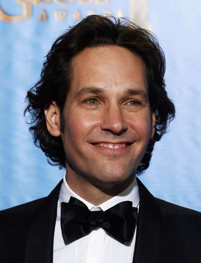 Presenter Paul Rudd poses in the press room during the 70th Annual Golden Globe Awards held at The Beverly Hilton Hotel on January 13, 2013 in Beverly Hills, California. Photo: Kevin Winter, Getty / 2013 Getty Images