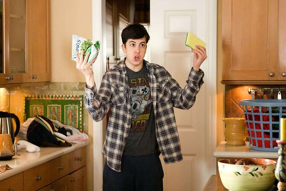"Christopher Mintz-Plasse stars in one of the bizarrely comedic short films that comprise ""Movie 43."" Photo: Relativity Media"
