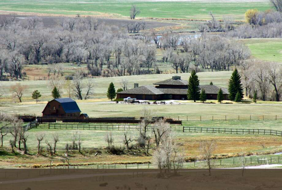 Broken O Ranch is a working production ranch and farm and purchased by billioniare Stanley Kroenke