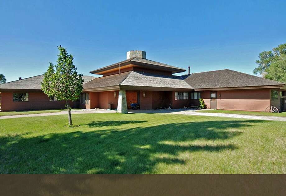 Main home is over 10,000 square feet and includes an indoor pool.