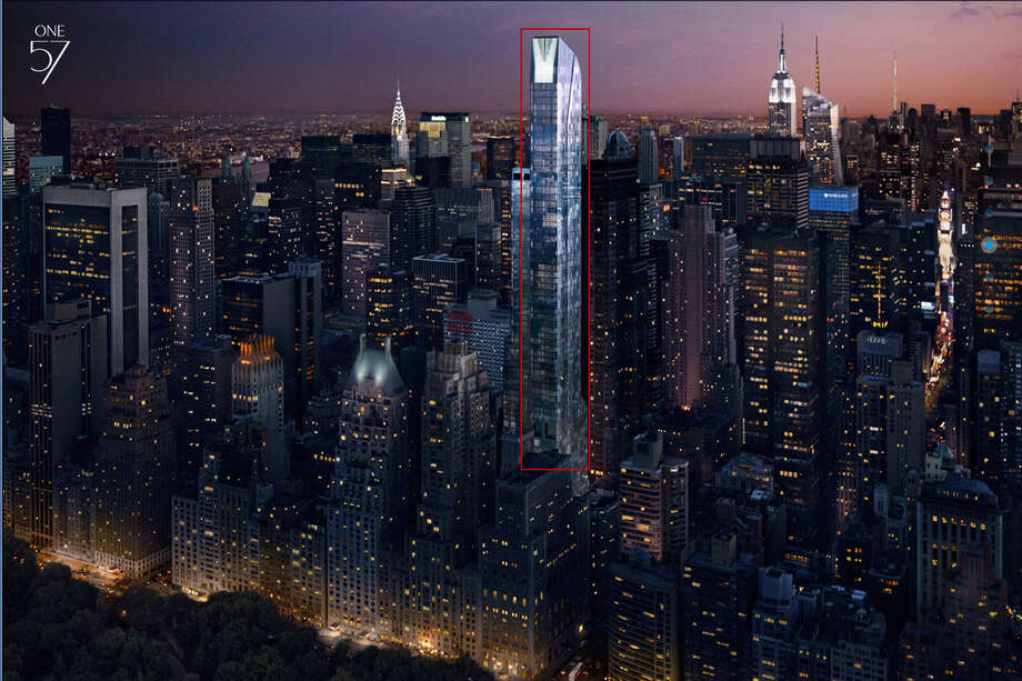 One 57 will be Manhattan's tallest residential high rise