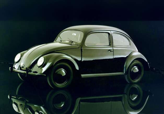 #4: The Volkswagen Beetle was introduced into war-time Germany in 1938 but continues to sell to this day with 23.5 million cars sold worldwide.(Photo, Volkswagen)