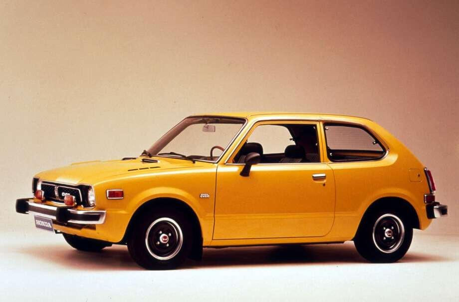 #6 Honda's best-selling car is the Civic, however, which was launched in 1973 as a sub-compact and has grown into a compact with 18.5 million units sold.(Photo, Honda)