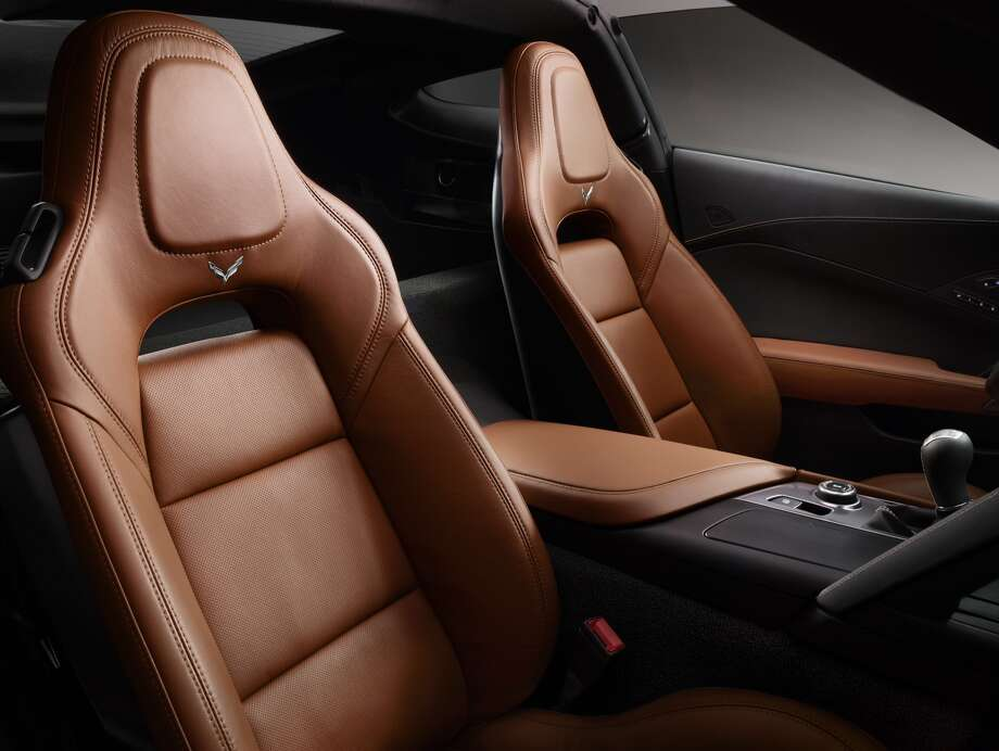 Better comfort: Critics have continually knocked the Corvette's interior, and General Motors has addressed the issue. The new Corvette will come with seats designed for long-range comfort. If you want something a bit sportier, you can upgrade to a competition-type seat.