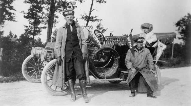 #8: Henry Ford revolutionized the auto industry when he started cranking out the Model T in 1908. Ford sold 16.5 million of them.(Photo, The Henry Ford Museum)