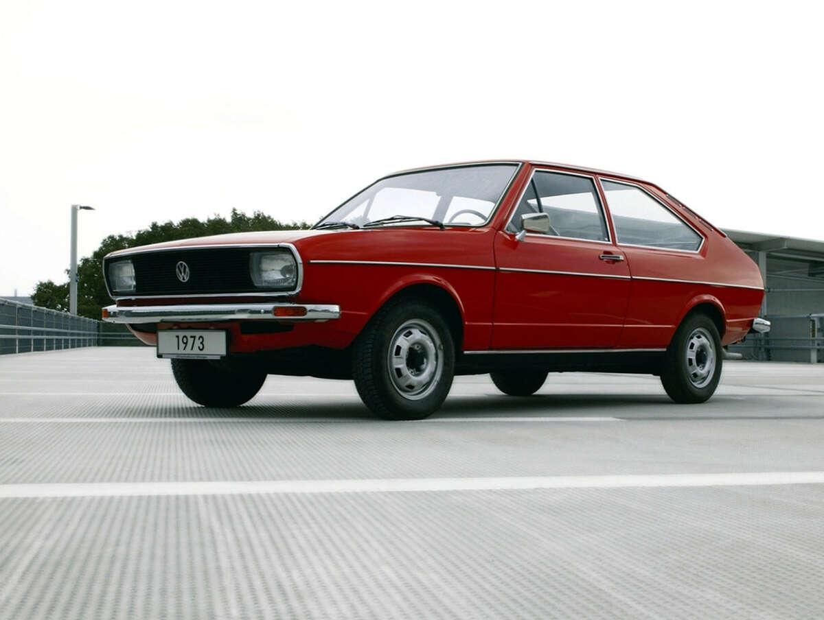 #9: The first Volkswagen Passat rolled into showrooms in 1973. Volkswagen has sold 15.5 million Passats since then. (Photo, MATEUS_27:24&25 via Flickr.com)