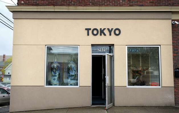 The exterior of Tokyo Spa at 2925 Fairfield Ave. in Bridgeport, Conn. Photo: Autumn Driscoll / Connecticut Post