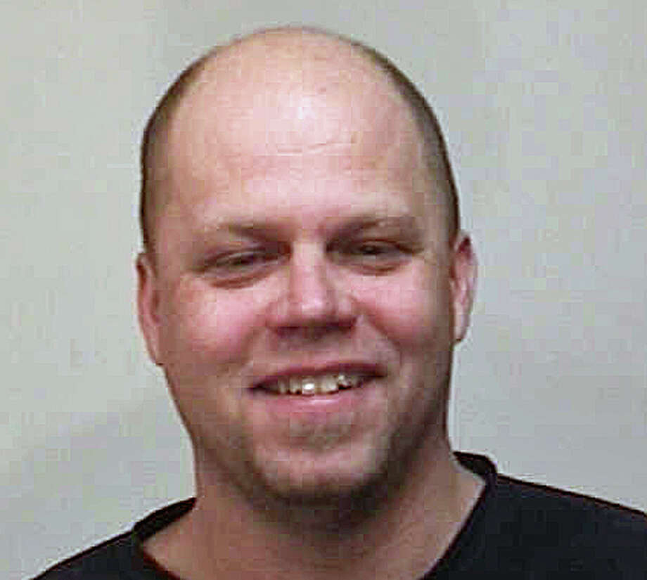 Lars Soderstom, 44, is facing charges after refusing to pay for a cab ride home. Photo: Contributed Photo / Fairfield Citizen