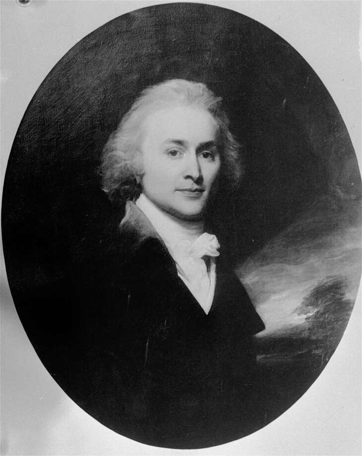 "John Quincy Adams gets credit for ""gag rule."" Photo: Anonymous, ASSOCIATED PRESS / AP"