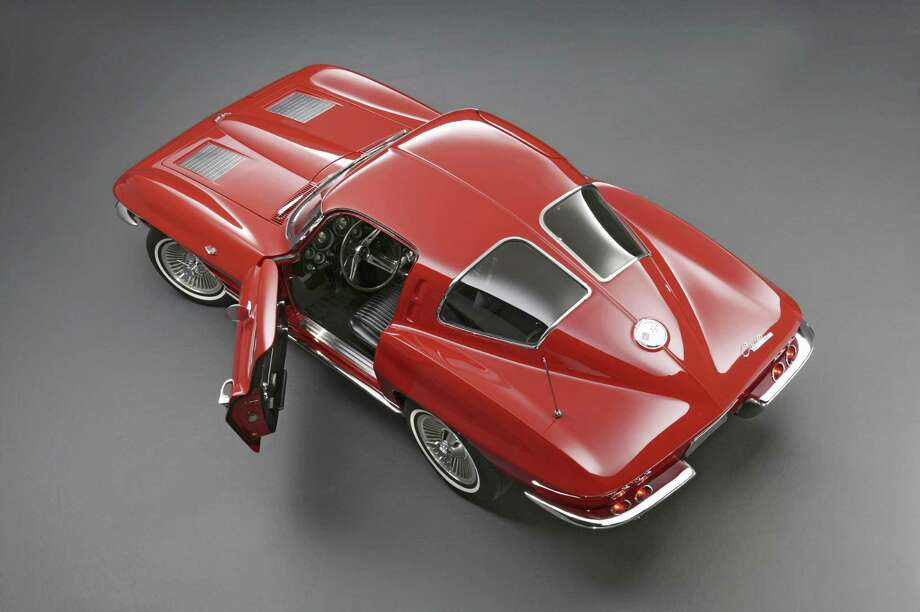 """Corvette C2: The second generation Corvette, the C2 """"Stingray"""" was produced from 1963-1967. Photo: General Motors / License Agreement - Please read the following important information pertaining to this image. This Chevrolet Europe image is protected by copyright and is provided for use under a Creative Commons 3.0 License* for the purpose of editorial comment only. The use of this image for advertising, marketing, or any other commercial purposes is prohibited. This image can be cropped, but may not be altered in any other way, and each should bear the credit line """"© Chevrolet Europe"""". Chevrolet Europe makes no representations with respect to the consent of those persons appearing in these photos, or with regard to the use of names, trademarks, trade dress, copyrighted designs or works of art or architecture that are not the intellectual property of Chevrolet Europe.  *The applicable Creative Commons 3.0 License can be found at http://creativecommons.org/licenses/by-nc/3.0"""