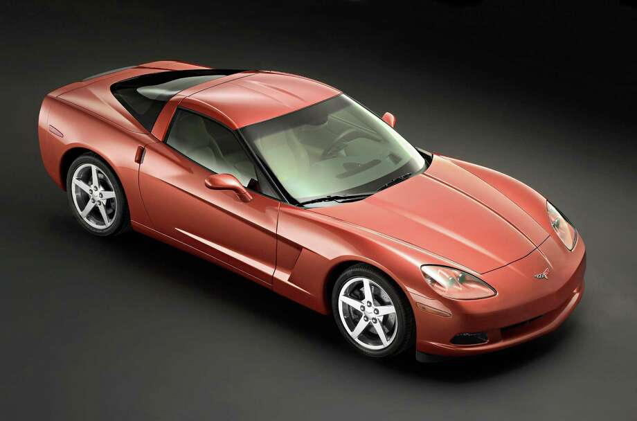 Corvette C6: For nine years, Chevy produced the C6 Corvette, from 2005 to 2013. Photo: GM, General Motors / Chevrolet