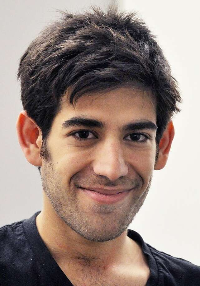 Aaron Swartz was charged with stealing millions of scientific journals. Photo: Pernille Ironside, Associated Press