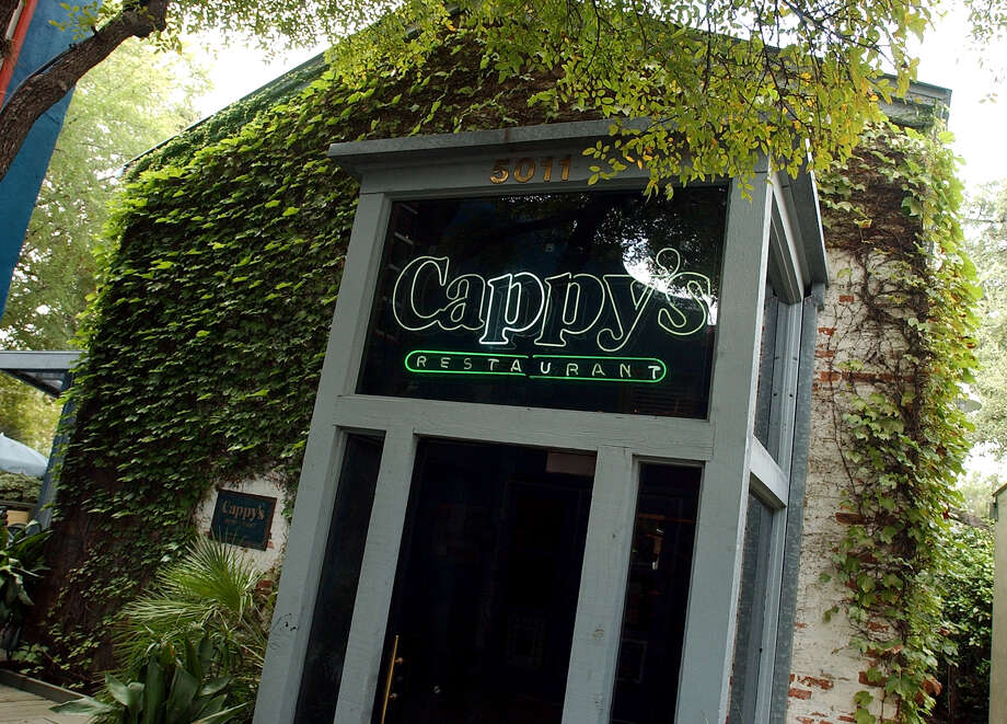 Cappy's: 19775011 Broadway St, (210) 828-9669, www.cappysrestaurant.com Photo: KEVIN GEIL, SAN ANTONIO EXPRESS-NEWS / SAN ANTONIO EXPRESS-NEWS