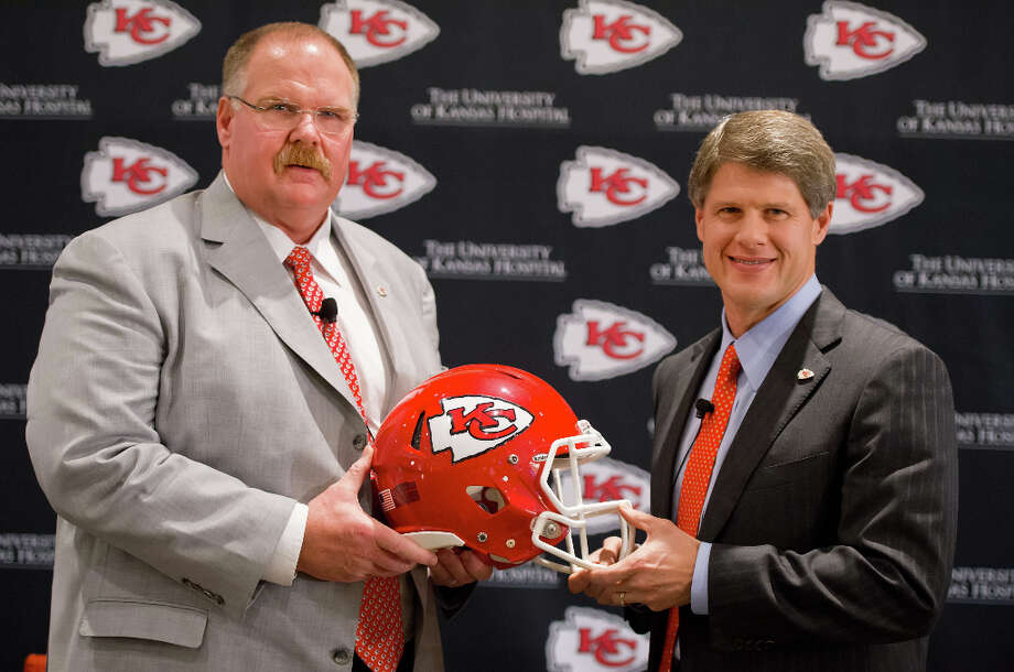 AWAYKansas City (2-14)Just how fast will Andy Reid be able to turn around a Chiefs franchise that slipped to 2-14 after being in the playoffs just two seasons ago. Photo: DAVID EULITT, McClatchy-Tribune News Service / Kansas City Star