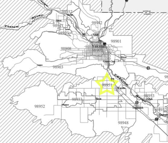 10. 98951: The median family income in this Wapato-area ZIP code was $37,226. Photo: /