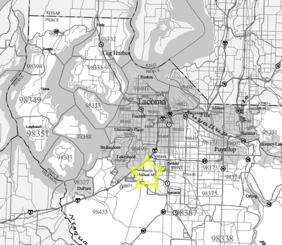 12. 98439: The median family income in this Lakewood-area ZIP code was $39,097. Photo: /