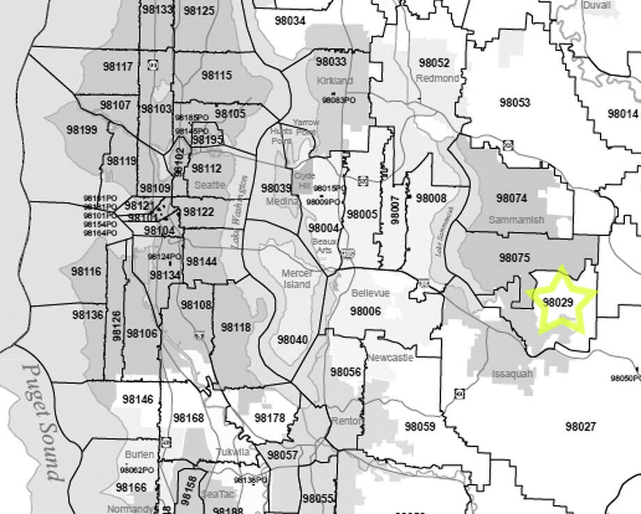 12. 98029: The median family income in this Issaquah-area ZIP code was $120,246. Photo: /