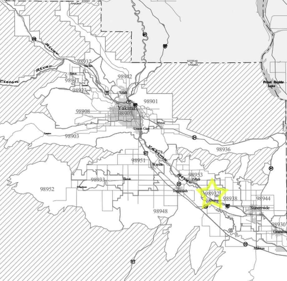 6. 98932: The median family income in this Yakima-area ZIP code was $36,545. Photo: /