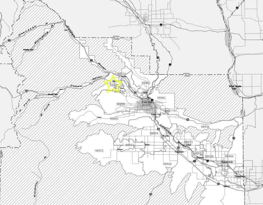 5. 98947: The median family income in this Yakima-area ZIP code was $35,843. Photo: /