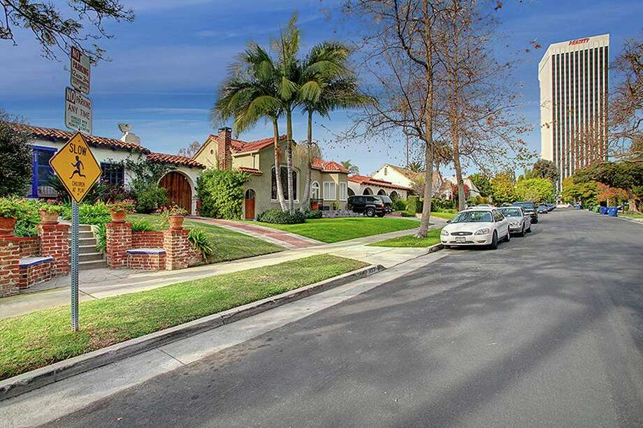 3. Faircrest Heights, Los Angeles. Inventory down 62.7 percent from a year earlier, sales volume up 16.7 percent, median sales price up 28.9 percent, sale-to-list-price increase 3.4 percent.  Photo: Redfin